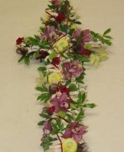 Cruz de Orquídeas